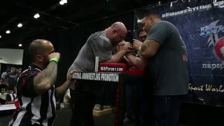 The 2016 California State Armwrestling Championship!!!(Scot Mendelson competing in the 2016 California State Armwrestling Championship at the Los Angeles FIT EXPO.