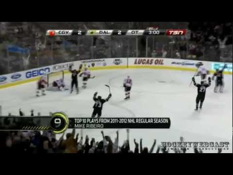 Top 10 Plays From The 2011-2012 NHL Regular Season