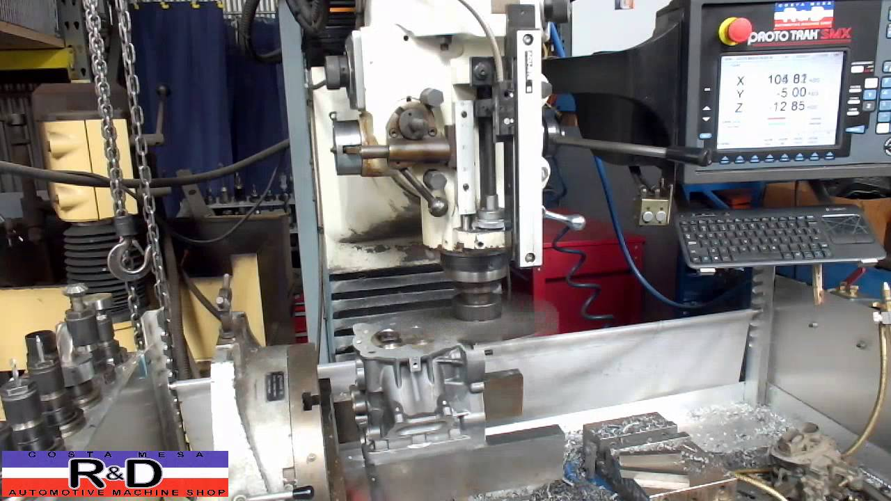 Ducati Cylinder Head Resurface