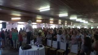 Palestra para Mulheres show de interação (Ainor Lotério) -