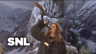 Blowing the Horn for Zog - SNL