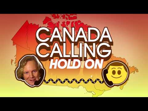 Canada Calling: Hold On  The tastic Hour with Jonathan Torrens