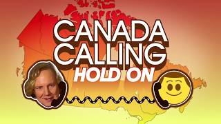 Canada Calling: Hold On   The Fantastic Hour with Jonathan Torrens