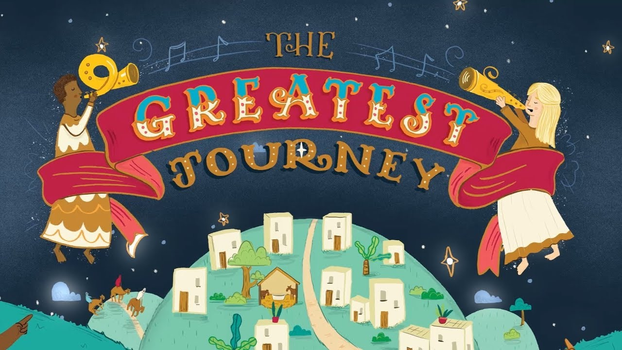 Image result for greatest journey bible society