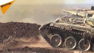 المعركة في حماة لم تبدأ بعد والجيش السوري ينهي مرحلة التصدي