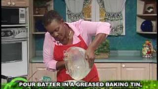 Coconut and Cassava Bake - Grace Foods Creative Cooking