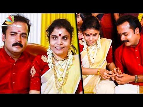 ഇനി വിജയ ലക്ഷ്മിക്ക് കൂട്ടായി അനൂപ് | Wedding bells for Vaikom Vijayalakshmi | Latest News