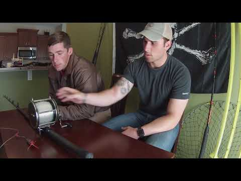 BEST Budget Shark Fishing Build Reel And Rod Review