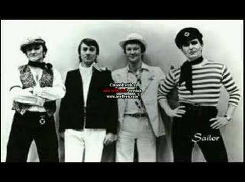 SAILOR - Ashes And Diamonds