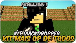 KIT MAIS OP DE TODOS - Kit QuickDropper