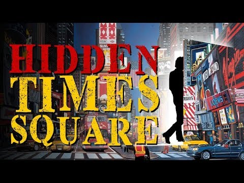 Times Square NYC- Discovering Hidden  Secrets *No Tourist Tr