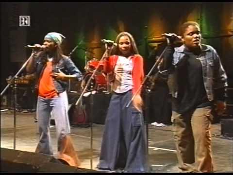 Ziggy Marley - Chiemsee Reggae Summer 1999 [Full Concert]