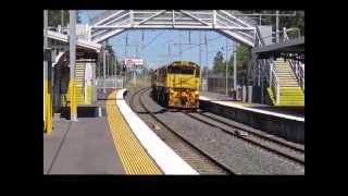 5 minutes at ebbw vale station queensland