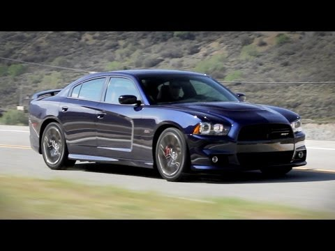 Dodge Charger SRT Review - Vs Chevy SS - (4 Door Muscle ...