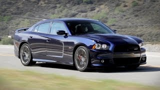Dodge Charger SRT Review - Vs Chevy SS - (4 Door Muscle Cars Pt. 1) -- Everyday Driver