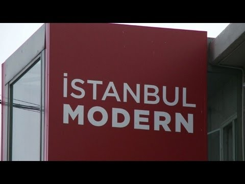 Istanbul paints itself as a hub for modern art