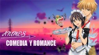 Los mejores animes de comedia y romance que no puedes perder
