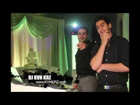 DABKE AWIYE MIX 2014-OTTAWA'S ARABIC DJ KVN KRZ