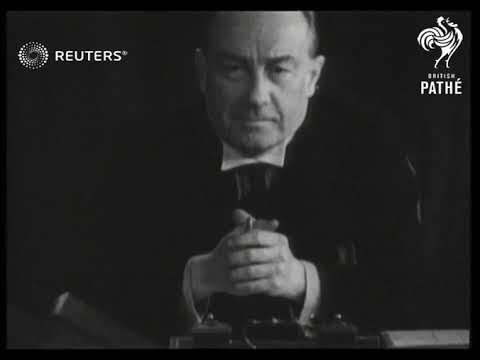 Stanley Baldwin becomes British prime minister (1935)