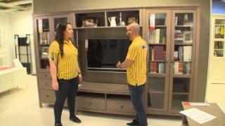 Hemnes Living Room Series - Ikea Home Tour