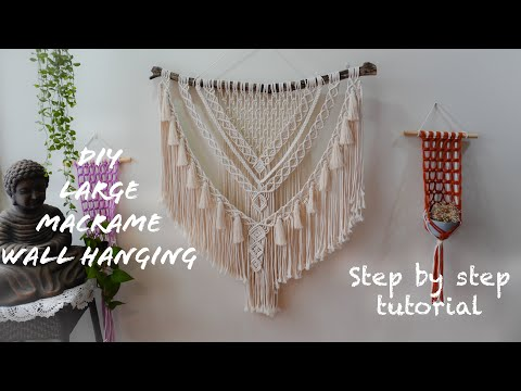 large-macrame-wall-hanging-tutorial-|-easy-diy-for-macrame-beginners