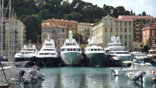 Superyacht mooring in Nice 3/3
