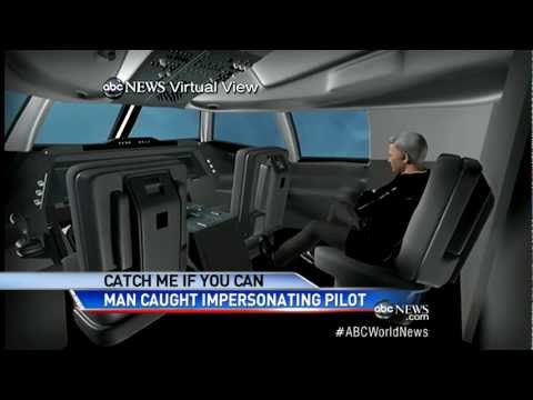 BREAKING NEWS: Man Posing as Pilot Makes It Into Cockpit in Philadelphia