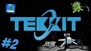 New Tekkit - Episode 2 - Automatic Ore Doubling [Minecraft 1.6.4]