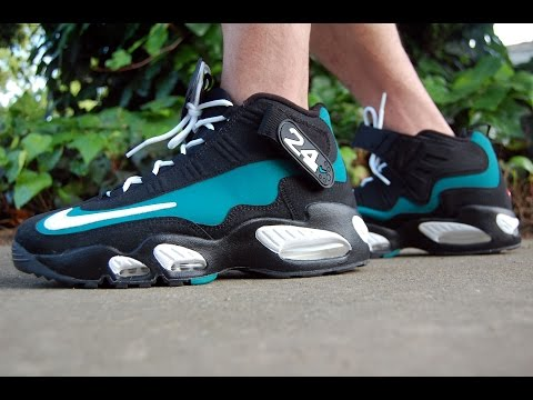 Video  Nike Air Griffey Max 1 Freshwater On Feet. Make sure to Subscribe  http   www.sneakerfiles.com 92df83ee5