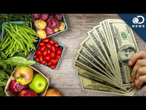 Are Healthy Foods REALLY More Expensive?