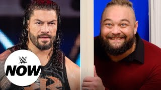 Bray Wyatt apologizes to The Shield: WWE Now