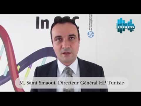 la signature d'une convention entre HP Tunisie et le Club FACE