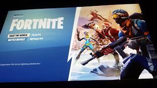 Fortnite all gamemode it