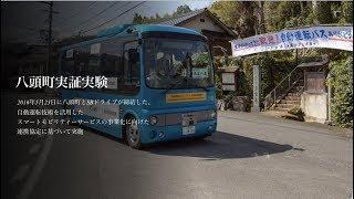 鳥取県八頭町とSBドライブ、自動運転バスの実証実験を実施 thumbnail