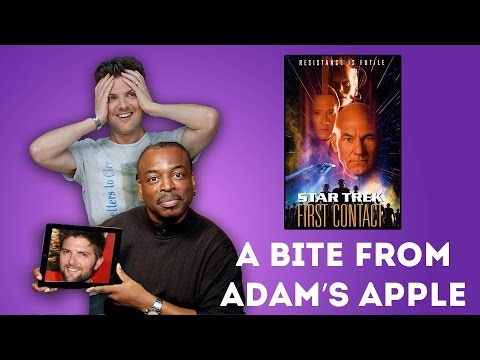 A Bite from Adam's Apple: Episode 2 - Star Trek First Contact