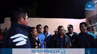 OAXACA NUEVO SIGLO TV MUNICIPIO DE SAN PEDRO TIDAA ENTREGA GUEZA A SAN FRANCISCO NUXAÑO EN SU FIESTA