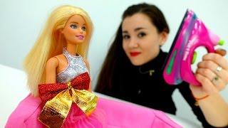 СУПЕР Игры для девочек и куклы Барби: #одевалки, показ МОДЫ. Игры одевалки с #Барби