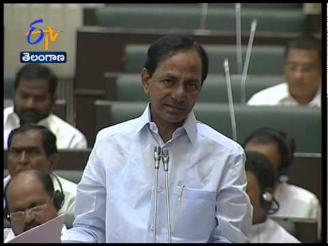 KCR Vents Anger