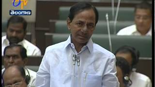 KCR Vents Anger On Opposition During The Discussion On Power In Telangana