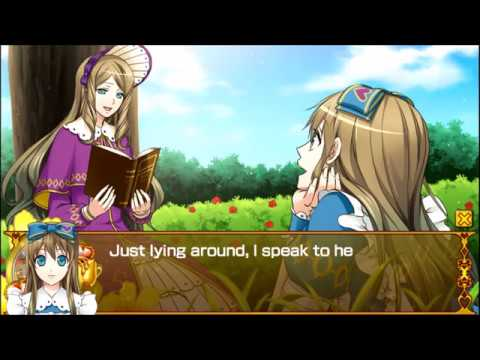 Heart no Kuni no Alice playthrough. Prologue part 1