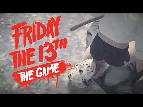 JASON vs EVERYBODY!! (Let's Play Friday the 13th: The Game)