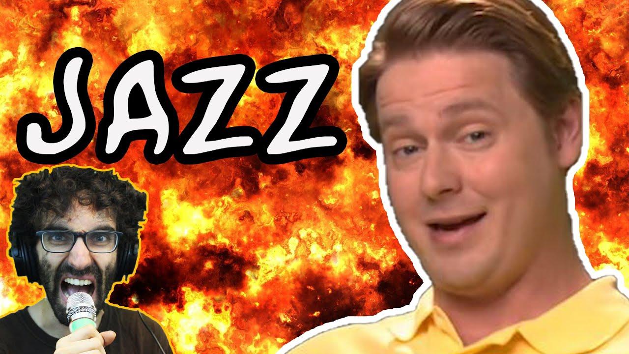 Screaming Jazz + Pitching Joke to Tim Heidecker