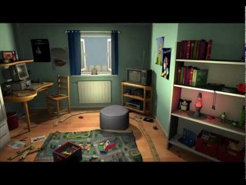 Child Room 2012 - Fredrik Ortmon