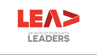 LEAD Training - Who are we?