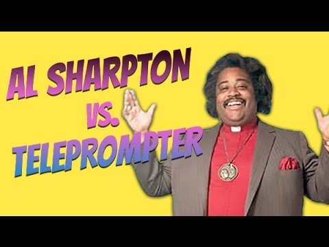 Preston Scott - Monday Fun Day - Let's Laugh while Enjoying Al Sharpton Back In The News