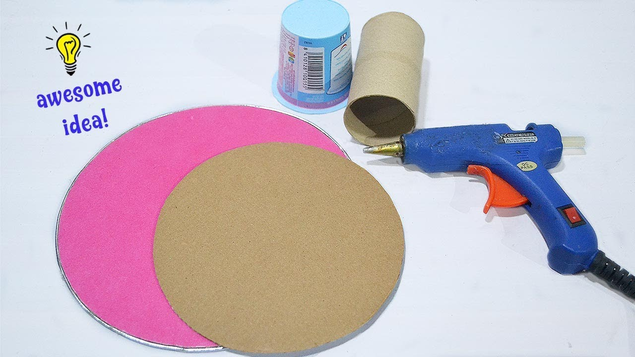 Recyclables Blog Waste Material Craft Idea Best Easy Craft Idea