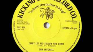Sam Mitchell - Baby Let Me Follow You Down