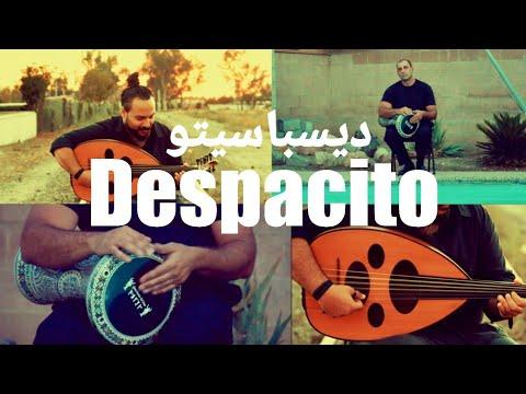 Despacito - Luis Fonsi | Arabic Instrumental |ديسباسيتو شرقي(Oud/Darbuka Cover)by Peter Hanna&Gokor