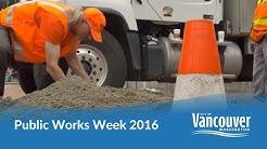 Public Works Week 2016