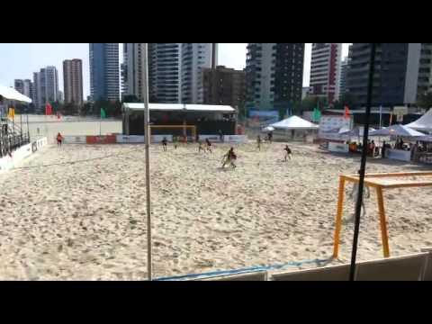 Copa Nordeste beach soccer (Moroni x Sport-PE)